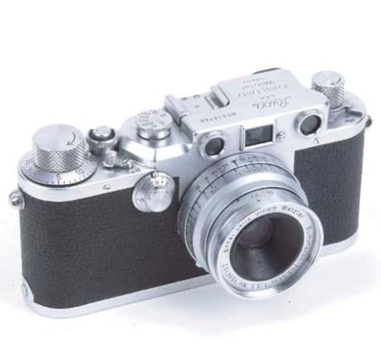 Leica IIIc no. 518747