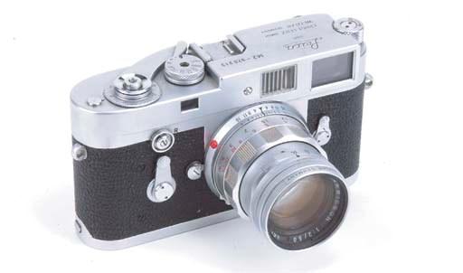 Leica M2 no. 970213
