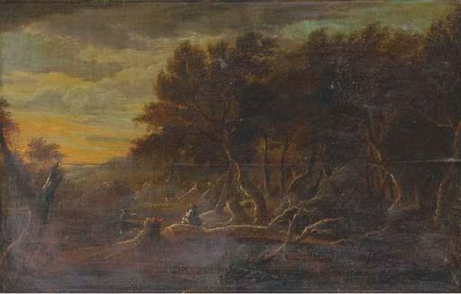 Follower of Jakob von Ruisdael
