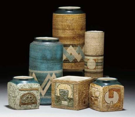 A Cylinder Vase