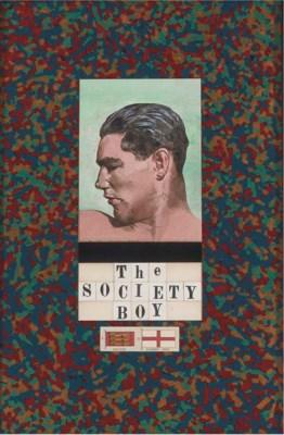 Sir Peter Blake, R.A. (b.1932)