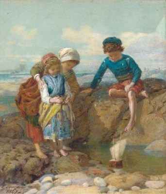 Lawrence Duncan (exh.1860-1891