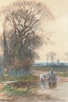Henry Charles Fox (1860-1922)
