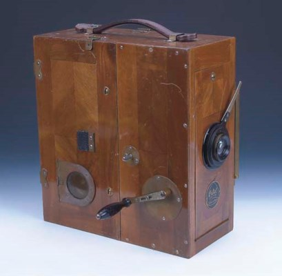 Cinematographic camera no. 214