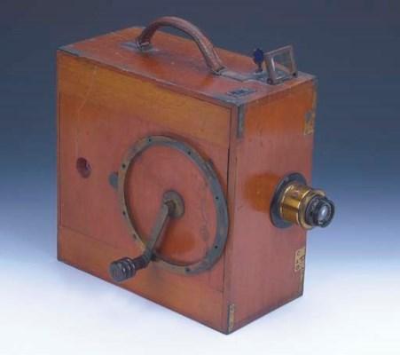 Ensign cinematograph camera