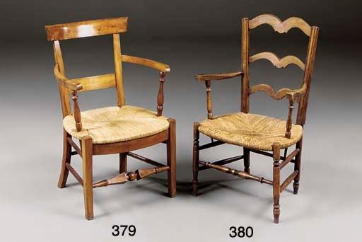 A PAIR OF FRENCH PROVINCIAL BE