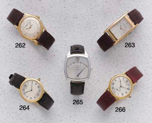 Vacheron & Constantin: An 18ct