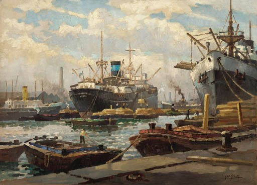 George Ayling (British, 1887-1