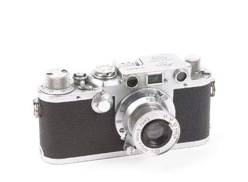 Leica IIIf no. 596262