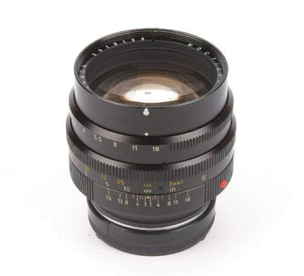 Noctilux f/1 50mm. no. 2919122