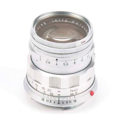 Summicron f/2 50mm. no. 195169
