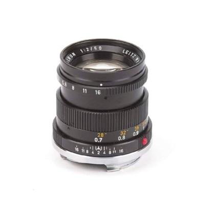 Summicron f/2 50mm. no. 245500