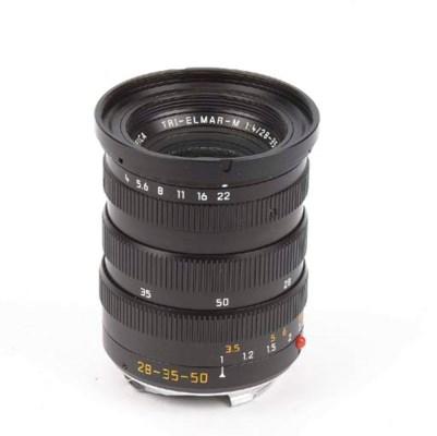 Tri-Elmar-M f/4 28-35-50 no. 3