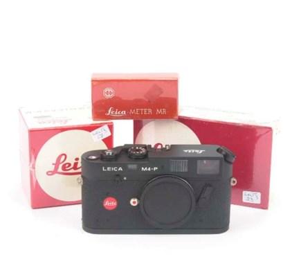 Leica M4-P no. 1543924