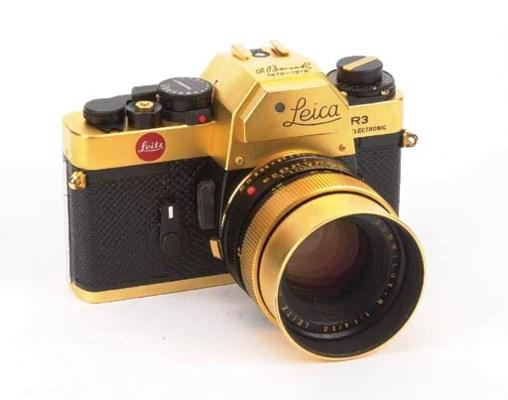 Leica R3 Anniversary no. 15243