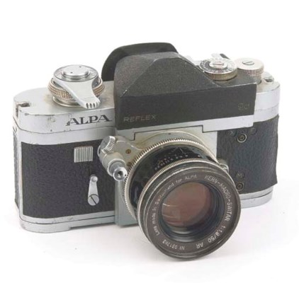 Alpa 9d Reflex no. 49130