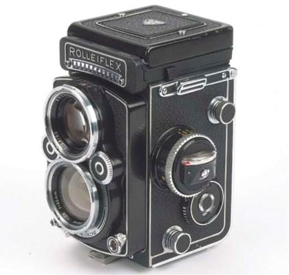 Rolleiflex 2.8F no. 2459523