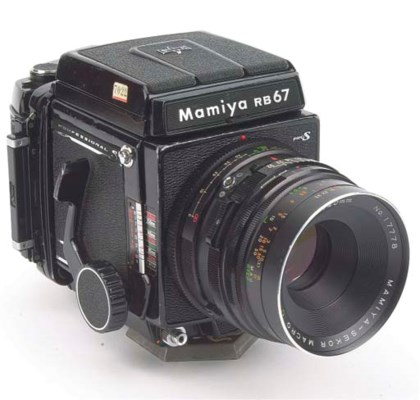 Mamiya RB67 Professional S out