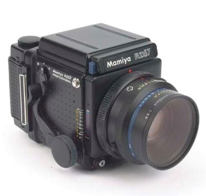 Mamiya RZ67 no. H119657