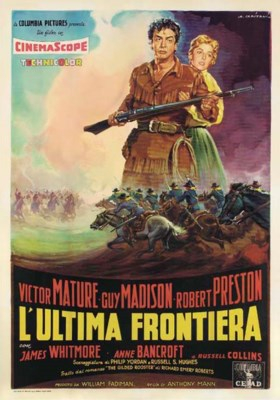 The Last Frontier/L'Ultimo Fro