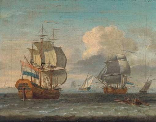 Johannes de Blaauw (d. 1776 Am