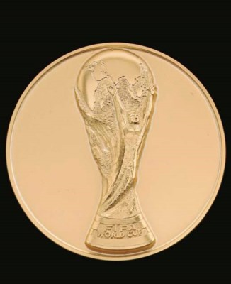 A CONTINENTAL GOLD WORLD CUP W