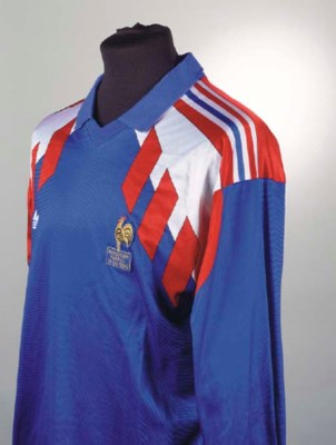 A BLUE, RED AND WHITE FRANCE I