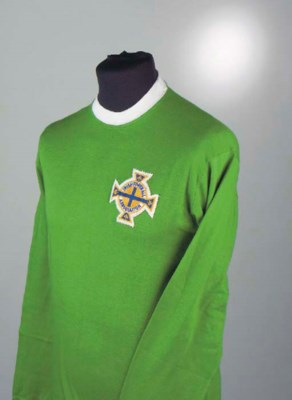 A GREEN NORTHERN IRELAND INTER