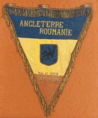 ROMANIA V. ENGLAND 24TH MAY 19