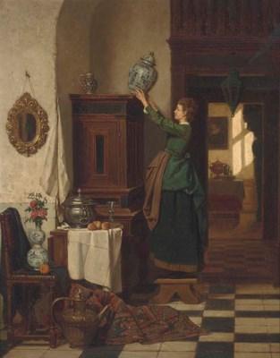 Charles Joseph Grips (Belgian,
