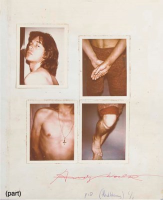 The Rolling Stones/Andy Warhol
