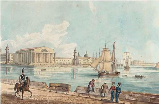 Russian School (c.1823)