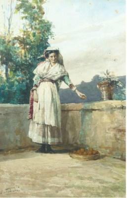 Onorato Carlandi (Italian, 184