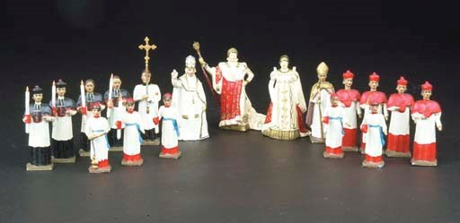 Vertunni and Mignot Coronation