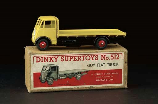 Dinky Commercials, 1940s - 195