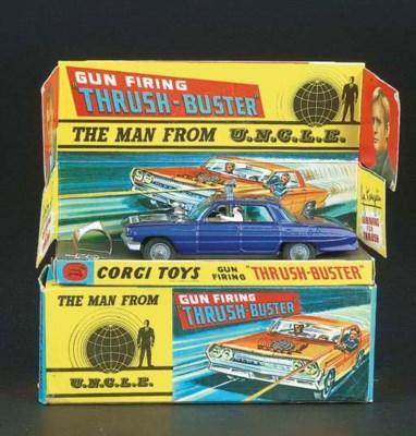 Corgi Film and TV Cars, 1960s
