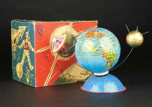 A Seidel clockwork Satellite -
