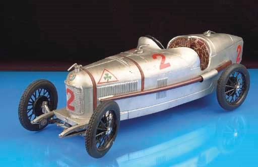 A CIJ clockwork Alfa-Romeo P2