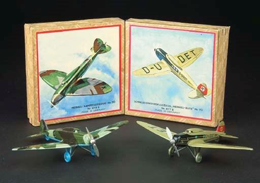 Lehmann Heinkel Aircraft