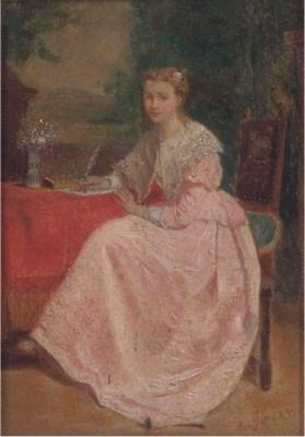 Alix Duval (French, b.1848)