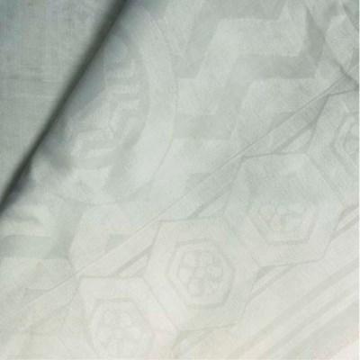 A Linen Damask Coverlet