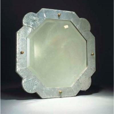 An Art Deco Style Mirror