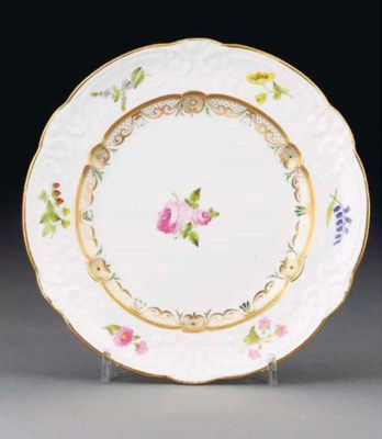 A Swansea plate