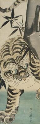 Eizan (1787-1867)