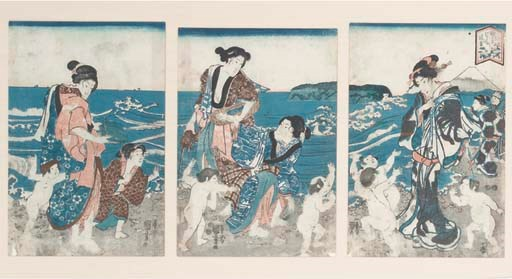 Kuniyoshi (1798-1861)