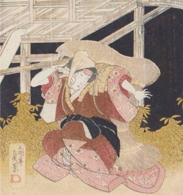 Sadakage (fl. ca. 1820's-30's)