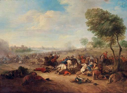 Circle of Karel Bredael (Antwe