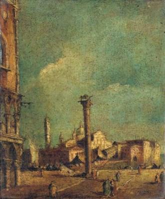 Manner of Francesco Guardi