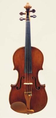 An interesting Violin