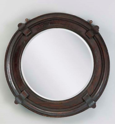A LATE VICTORIAN EBONISED CIRC